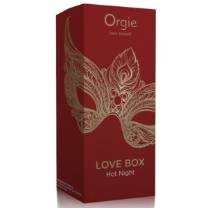 ORGIE LOVE BOX HOT NIGHT ANAL SÆT