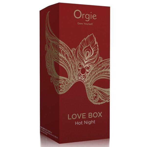 ORGIE LOVE BOX HOT NIGHT ANAL SÆT